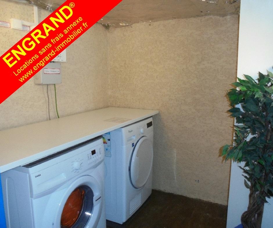 Arras, studio meublé, SANS FRAIS ANNEXE. Marque ENGRAND. www.engrand-immobilier.fr