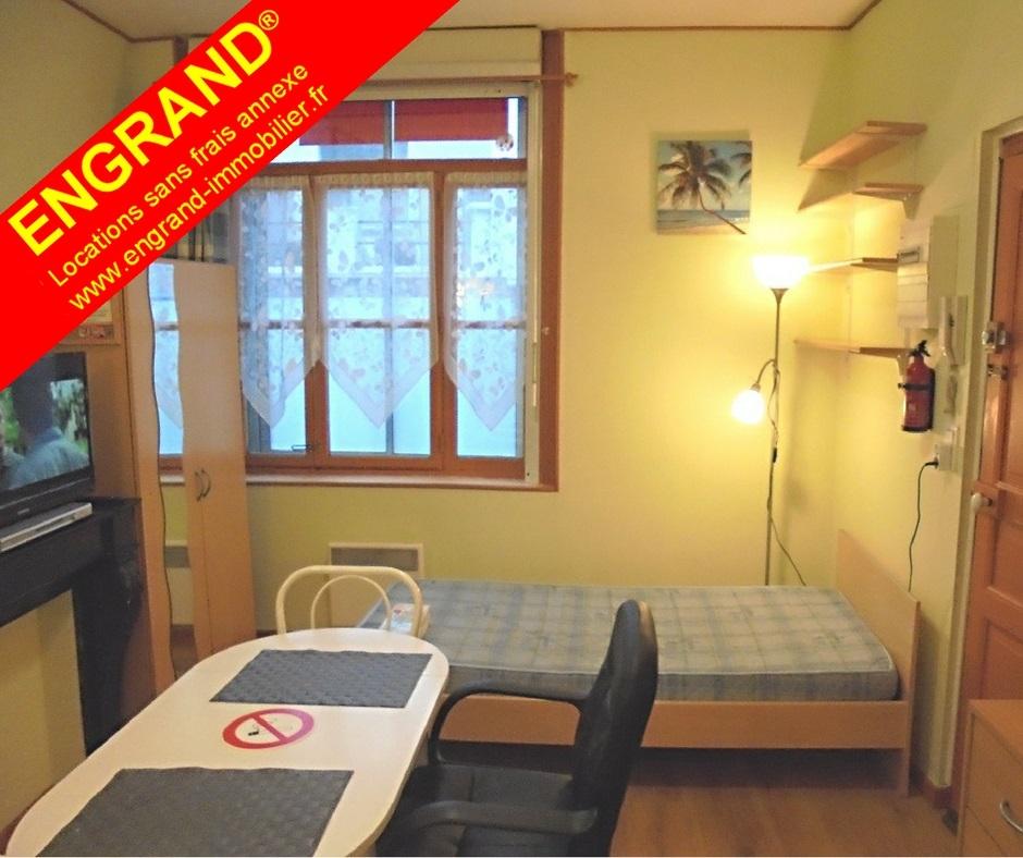 Studio meublé ENGRAND, 62000 ARRAS, www.engrand-immobilier.fr