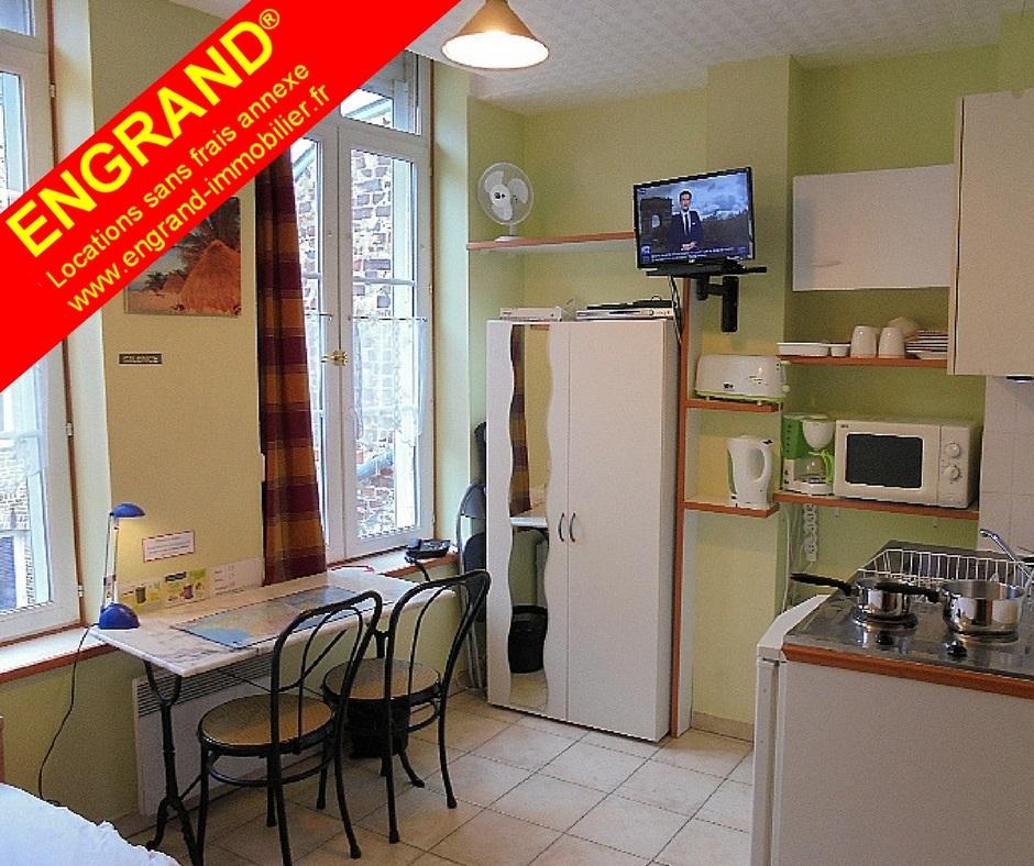 Studio meublé arras, économique, www.engrand-immobilier.fr