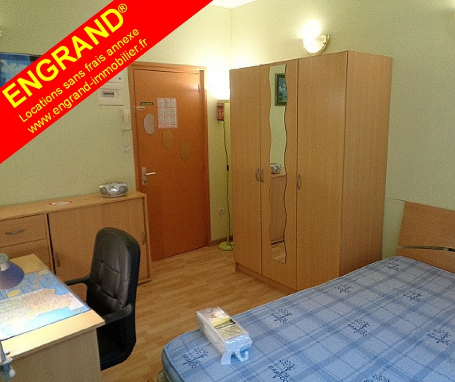 Chambre meublée Arras, direct propriétaire, ENGRAND, www.engrand-immobilier.fr