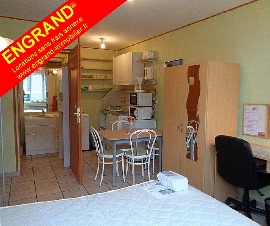 Studios meublés ENGRAND, www.engrand-immobilier.fr, direct propriétaire.