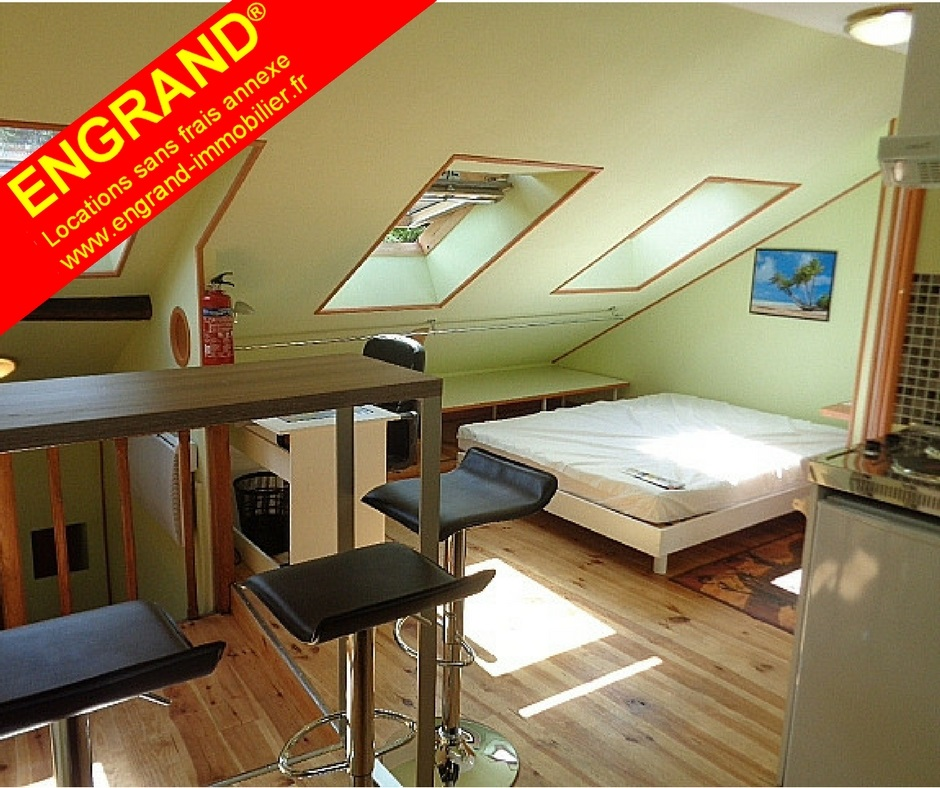 Studio meublé Arras. ENGRAND une marque déposée INPI. www.engrand-immobilier.fr