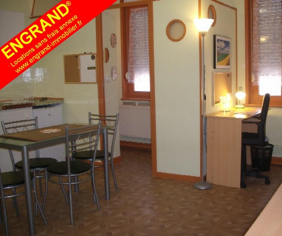 Studios meublés Arras, ENGRAND, toutes charges comprises. www.engrand-immobilier.fr