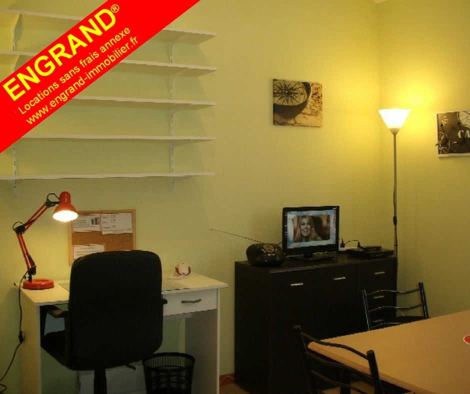 Studio meublé Arras 62000, www.engrand-immobilier.fr