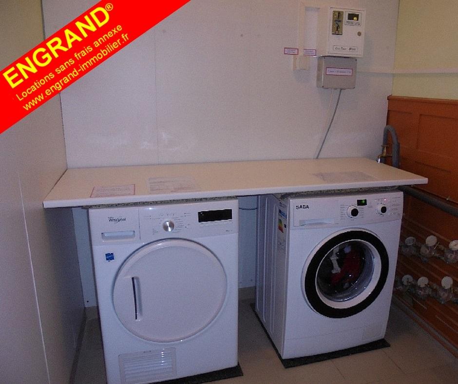 Laverie à jetons pour studios meublés ENGRAND, 62000 ARRAS, www.engrand-immobilier.fr