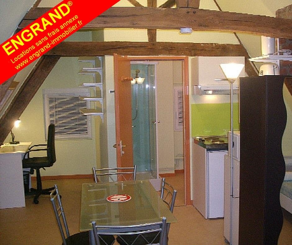 Logements ENGRAND, studios meublés pour étudiants sur Arras, Douai. www.engrand-immobilier.fr