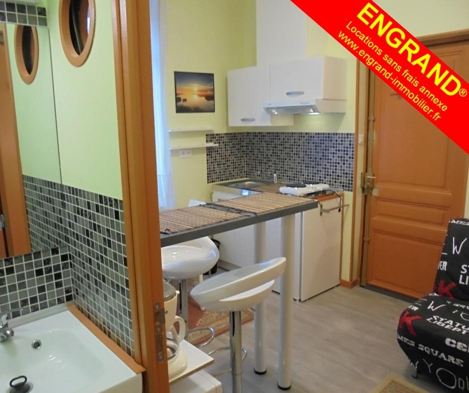 T1 meublé, 62120 Aire-sur-la-Lys, ENGRAND, www.engrand-immobilier.fr