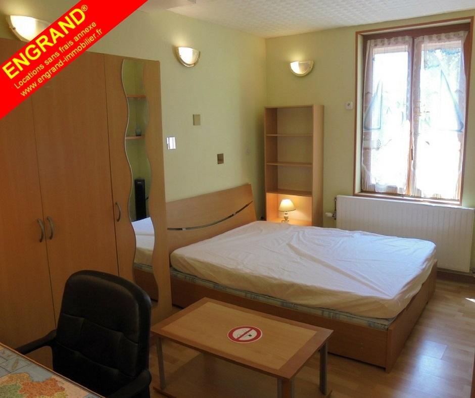Chambre étudiant sur Arras. www.engrand-immobilier.fr