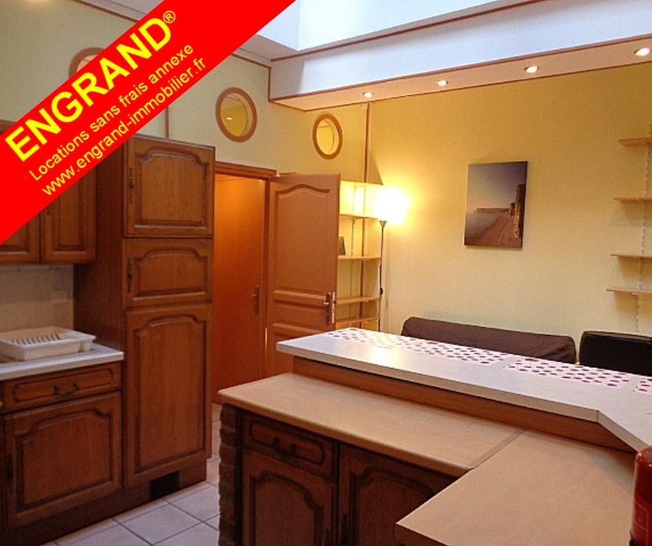 studio meublé 25m2, www.engrand-immobilier.fr