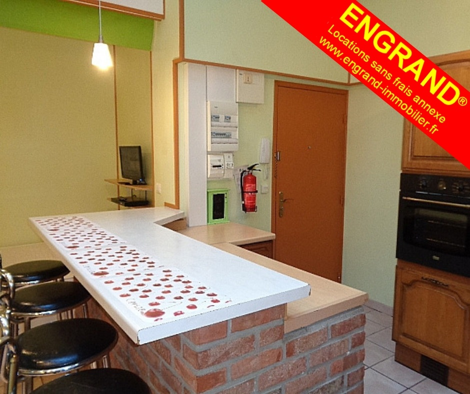 studio meublé Arras, www.engrand-immobilier.fr