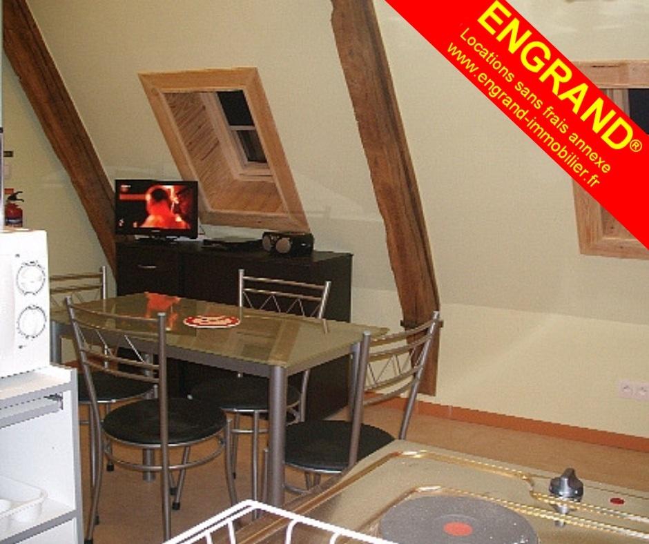 studio meublé arras centre