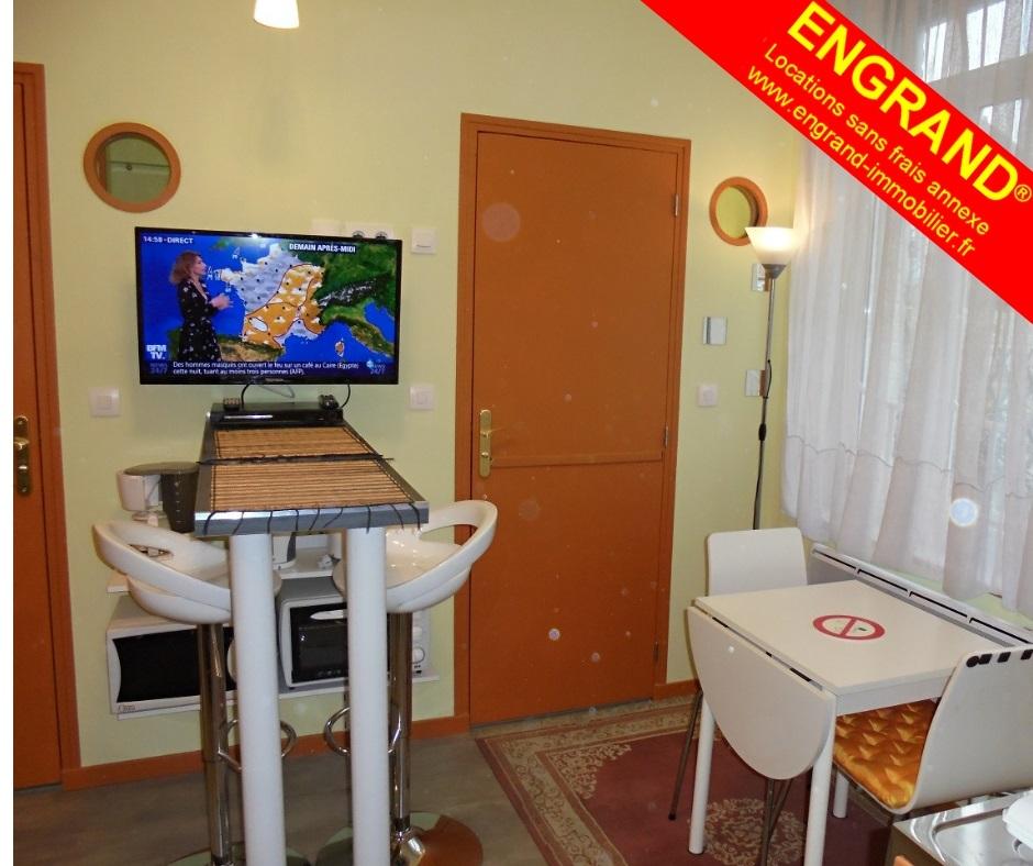 appartement meublé T1
