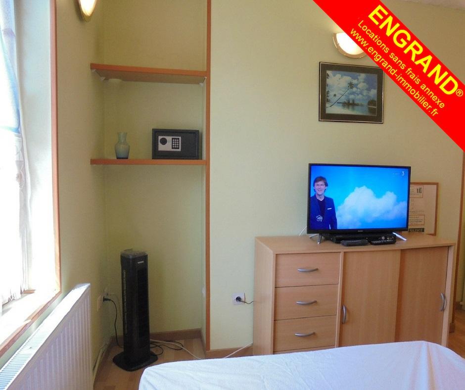 chambre meublée Arras charges comprises