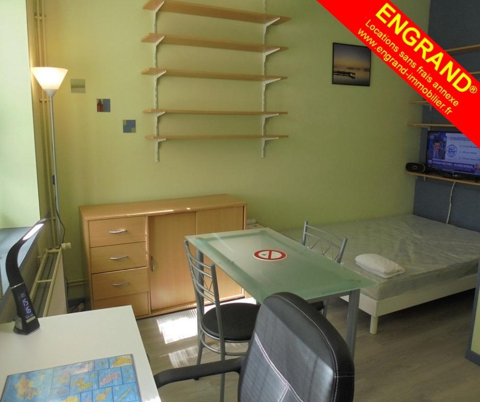 studio meublé Arras charges comprises
