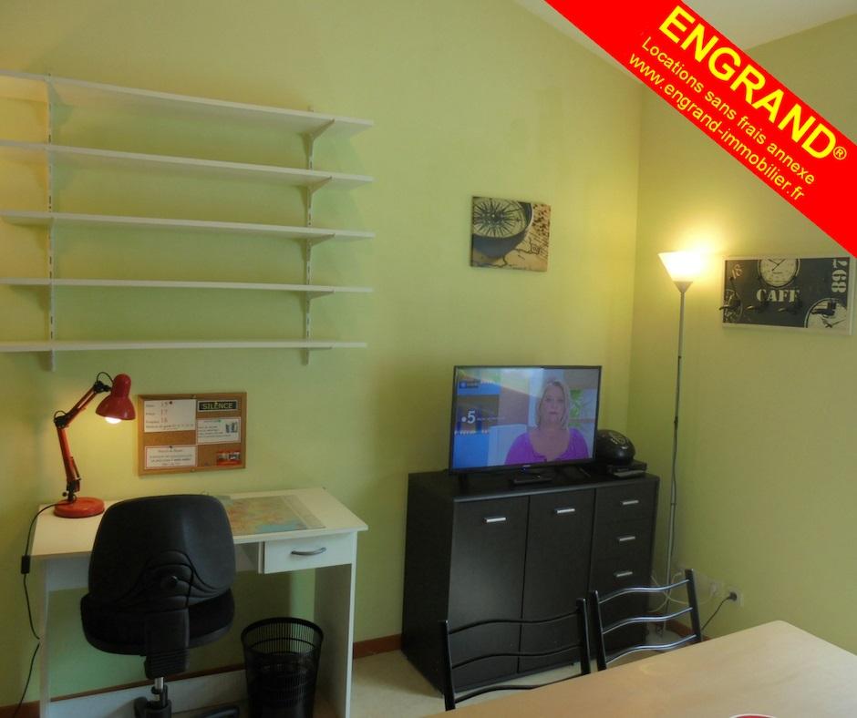 studio meublé  Arras avec parking