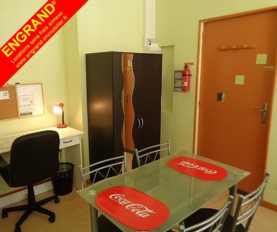 studio meublé Arras hyper-centre