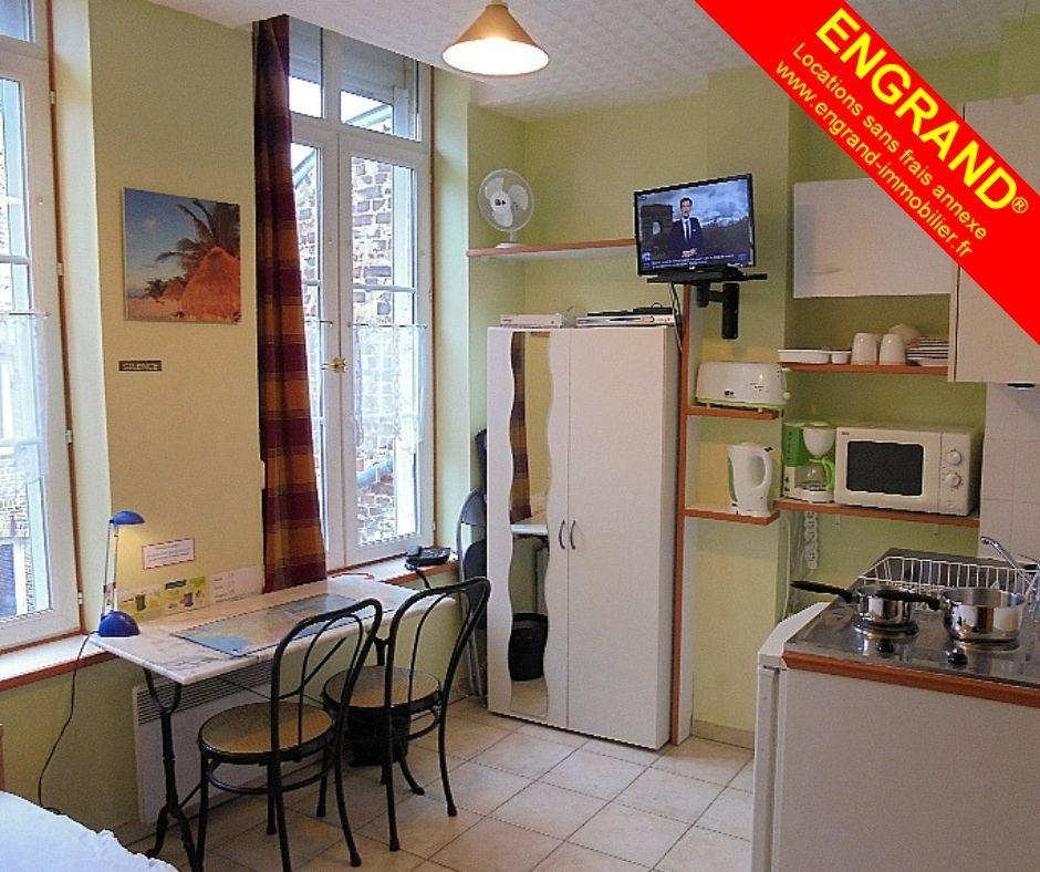 Studio meublé pour étudiant Arras