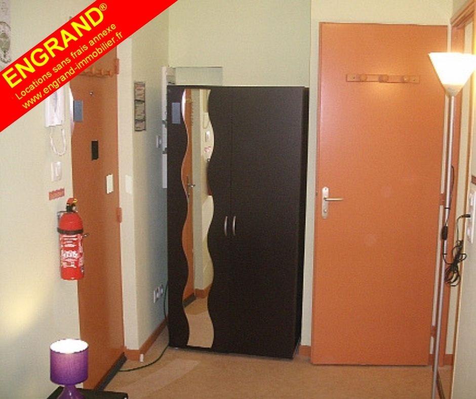studio meublé Arras centre-ville