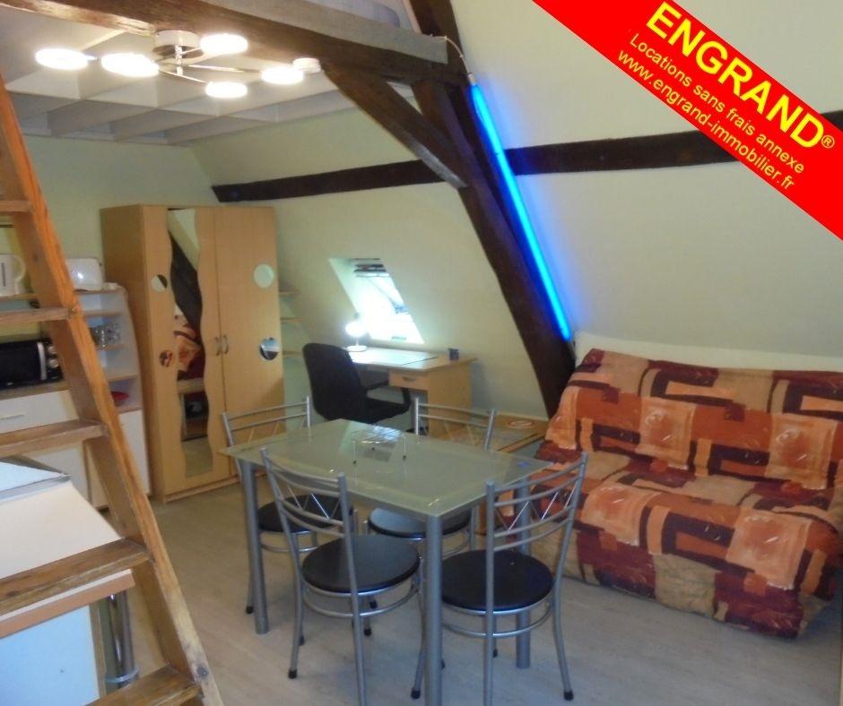 Studio 21m2 + mezzanine Arras