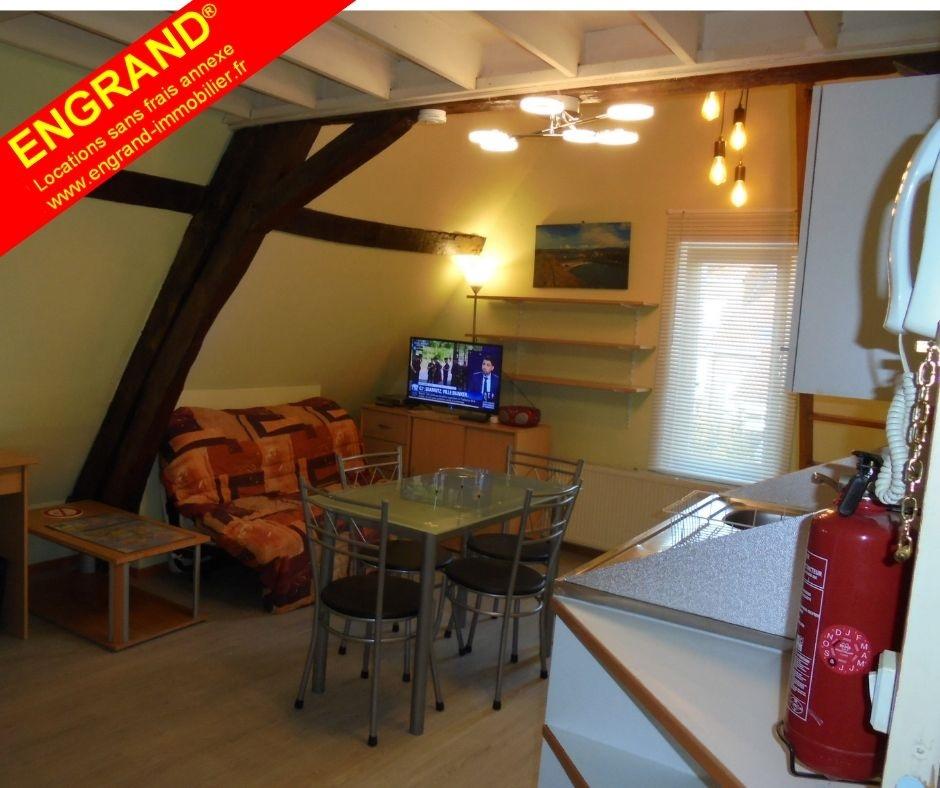 Duplex meublé Arras