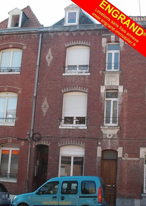 Logements meublés sur Arras