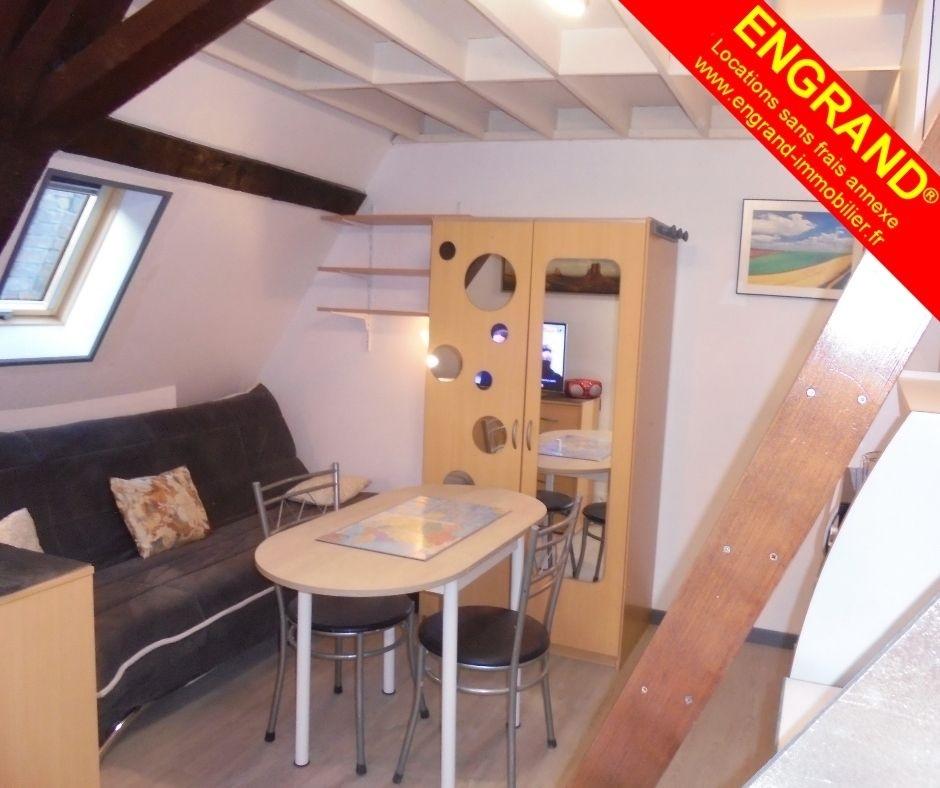Studio meublé avec mezzanine Arras